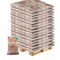 Granulés PIVETEAU Palette 104 sacs de 10kg